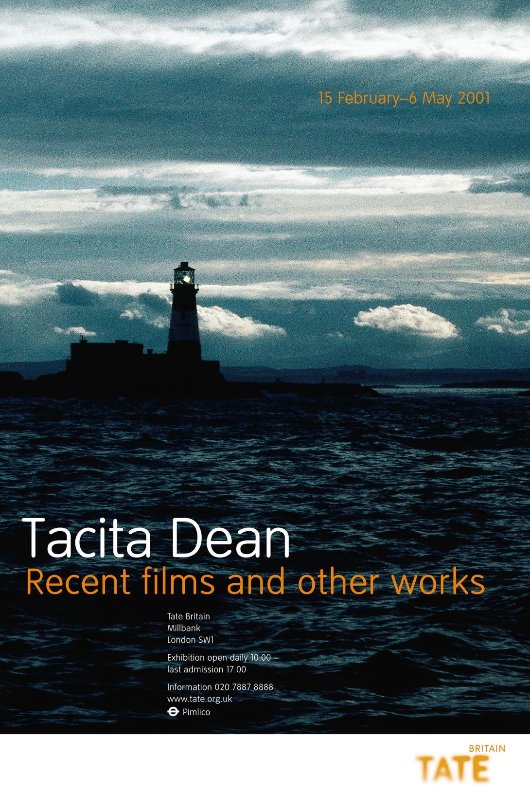 Tacita Dean/poster/chromalin