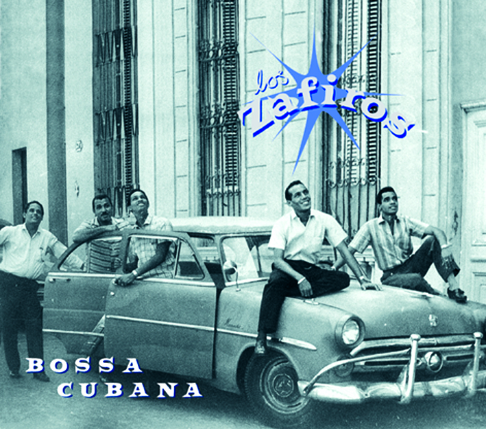 56-Los Zafiros BossaCubana