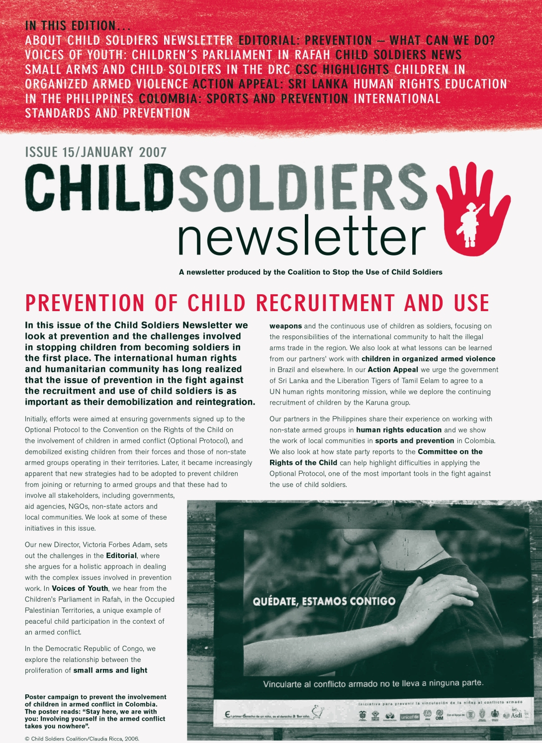 Newsletter March a-w